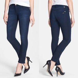 DL1961 Angel Ankle Cigarette Dark Wash Skinny Jean